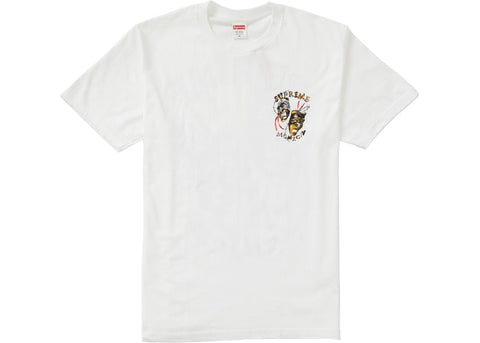 Supreme Laugh Now Tee White