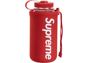 Supreme Nalgene 32 oz. Bottle Red