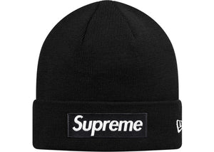 Supreme New Era Box Logo Beanie (FW16) Black – premecopp 5012aec5395