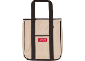 Supreme Polartec Tote Natural