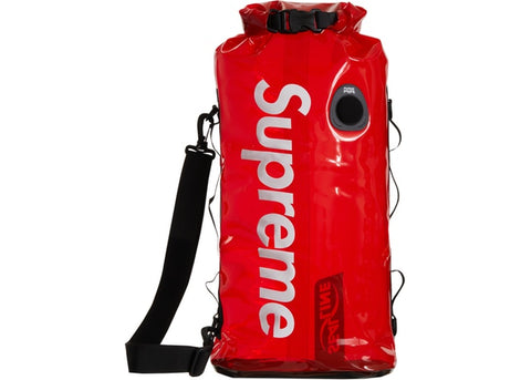 Supreme SealLine Discovery Dry Bag 20L Red