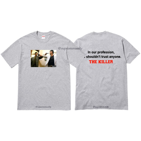 Supreme Killer Trust Tee (YOU CAN ONLY PICK ONE RAFFLE TO SIGN UP FOR)
