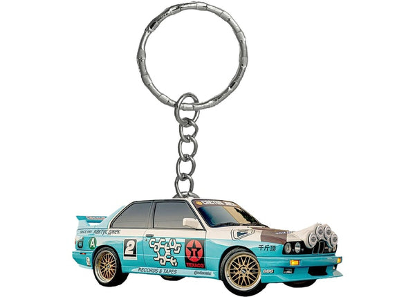 Travis Scott JACKBOYS Vehicle Keychain Multi