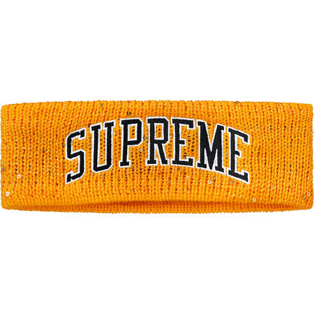 Yellow Headband (YOU CAN ONLY PICK ONE RAFFLE TO SIGN UP FOR)
