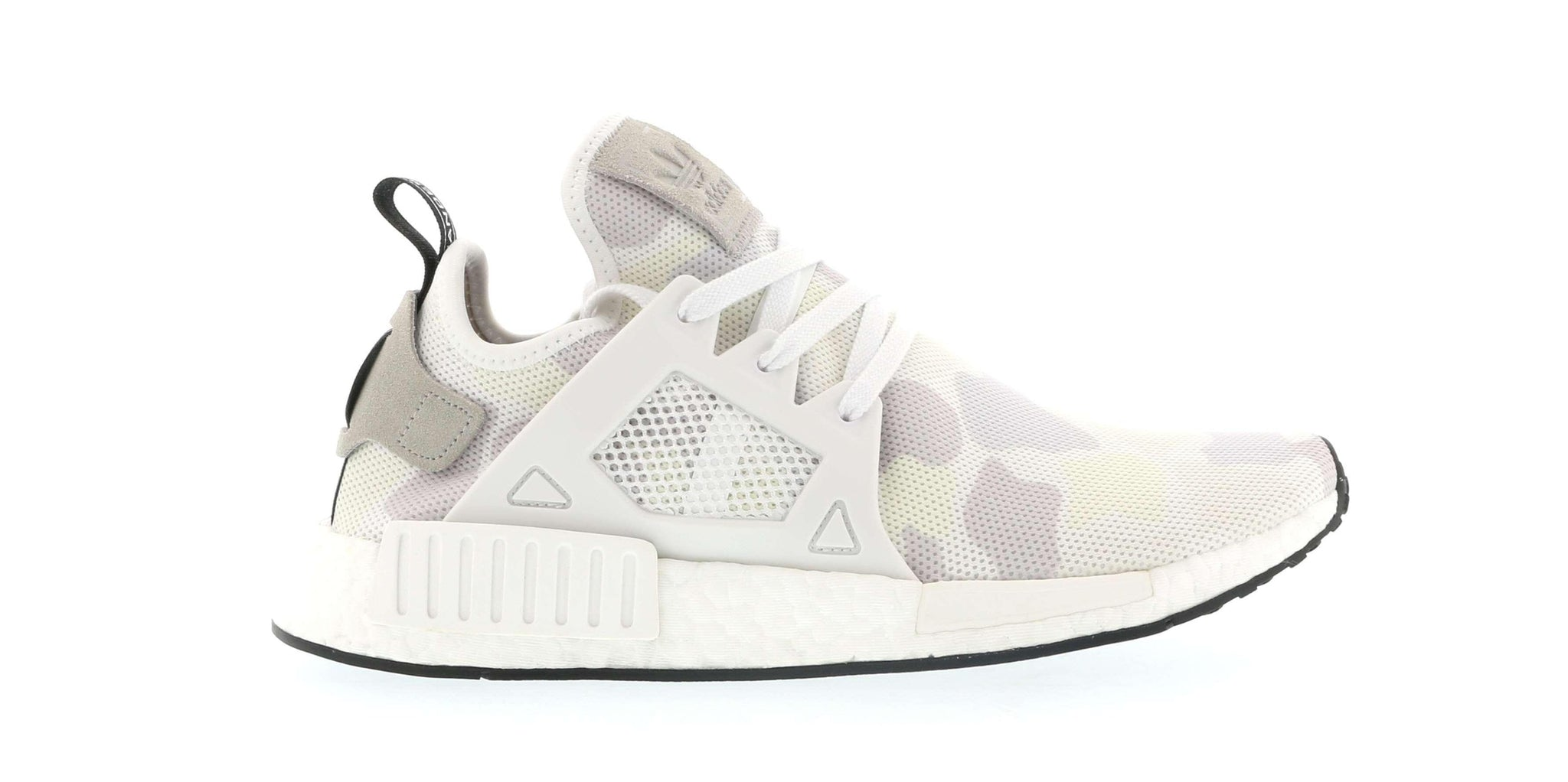 check out 2393d 9b055 adidas NMD XR1 White Duck Camo