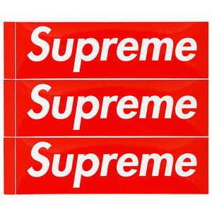 Supreme Red 100 Count Bogo Sticker Brick