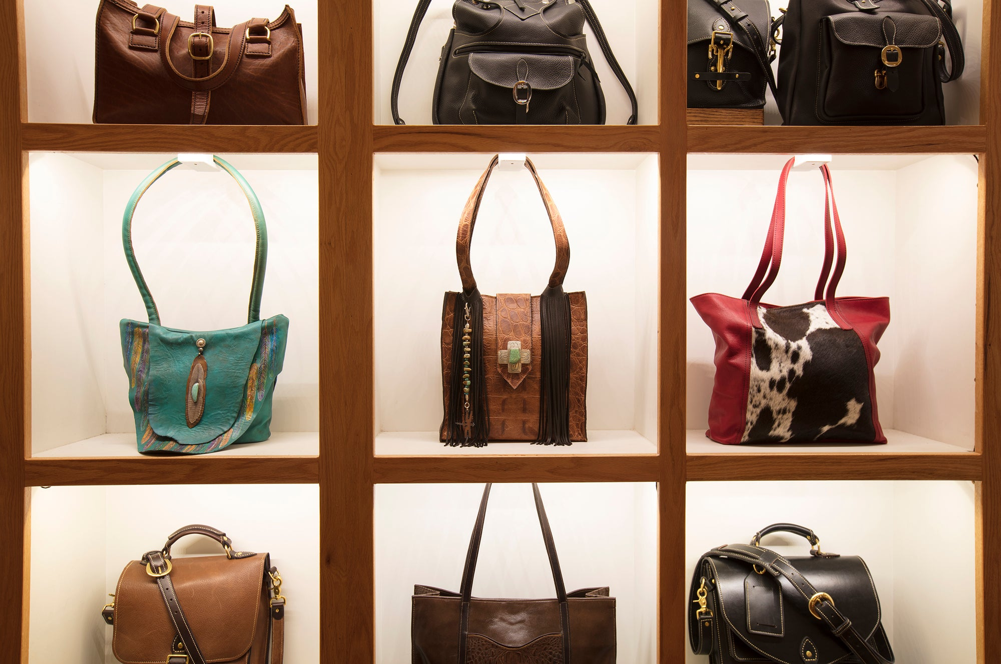 Tom Taylor | Custom Leather Belts, Buckles and Handbags