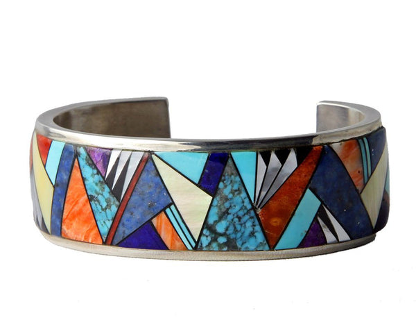 B G Mudd Inlay Cuff