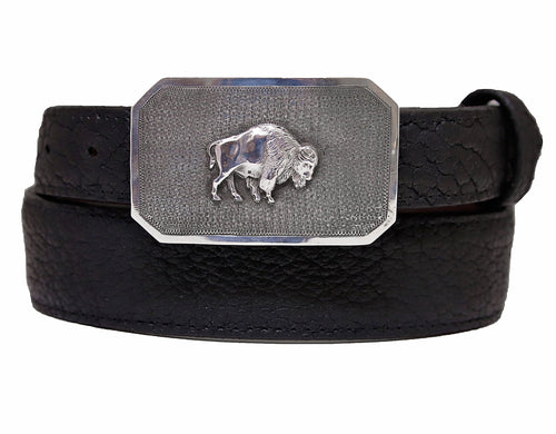 American Bison Belt Buckle