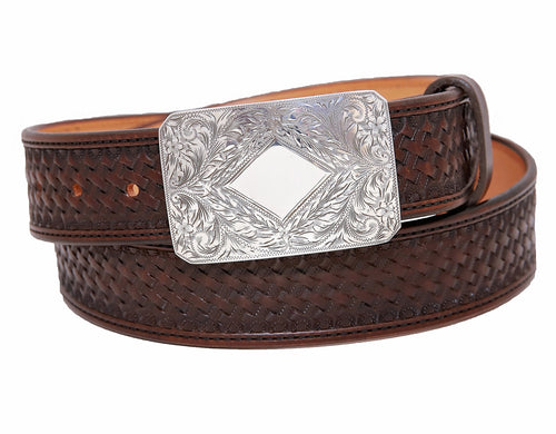 Sunset Trails Belt Buckle
