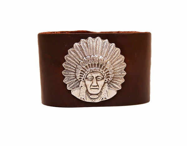 Indian Chief Cuff