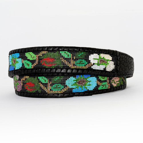 Wendy Capek Beaded Belt