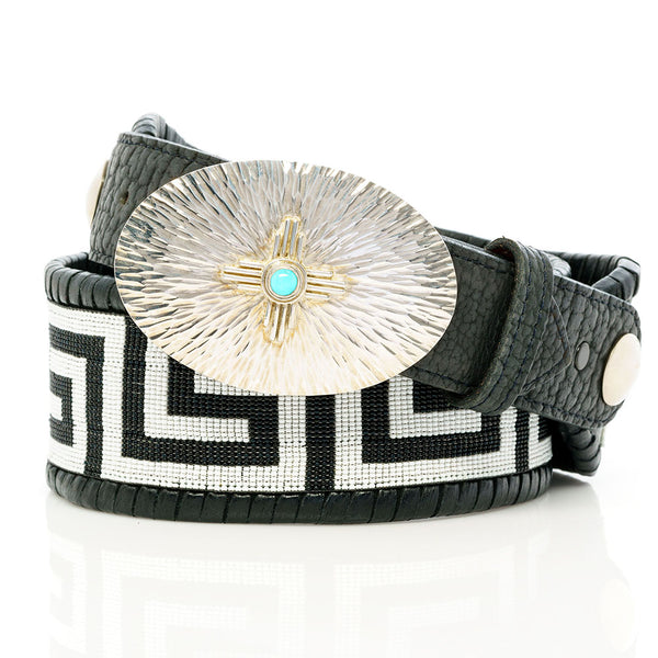 Zia Belt Buckle