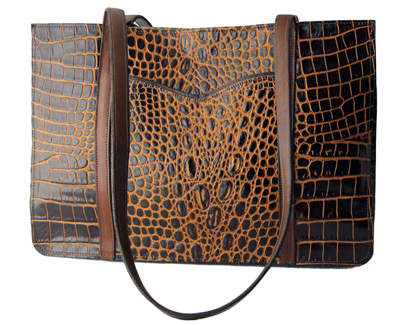 George Jackson Leather Tote