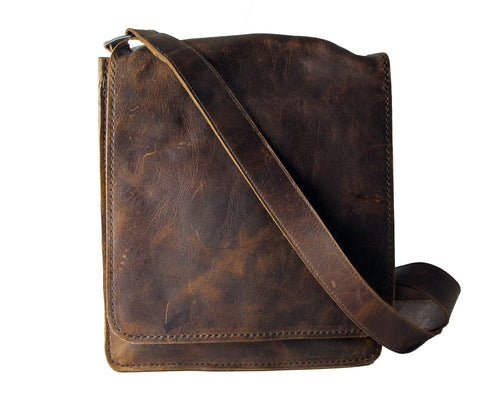 Executive Leather iPad Bag