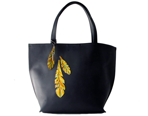 PCco Leather Tote