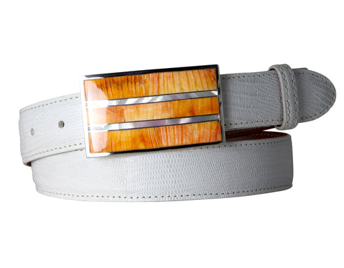 Texas Orange Buckle