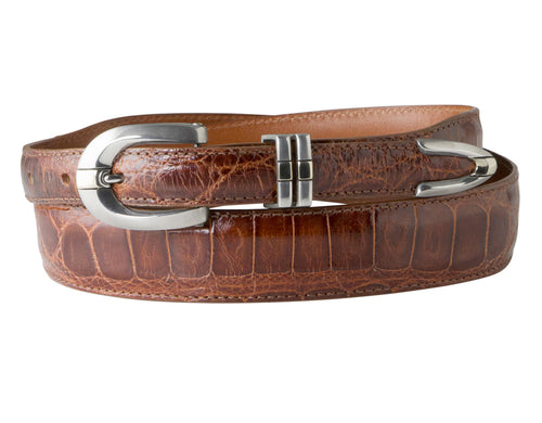 B G Mudd Belt Buckle Set