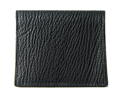 Wallet Bifold Shark Black
