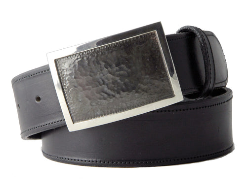 Chacon Silver Belt Buckle