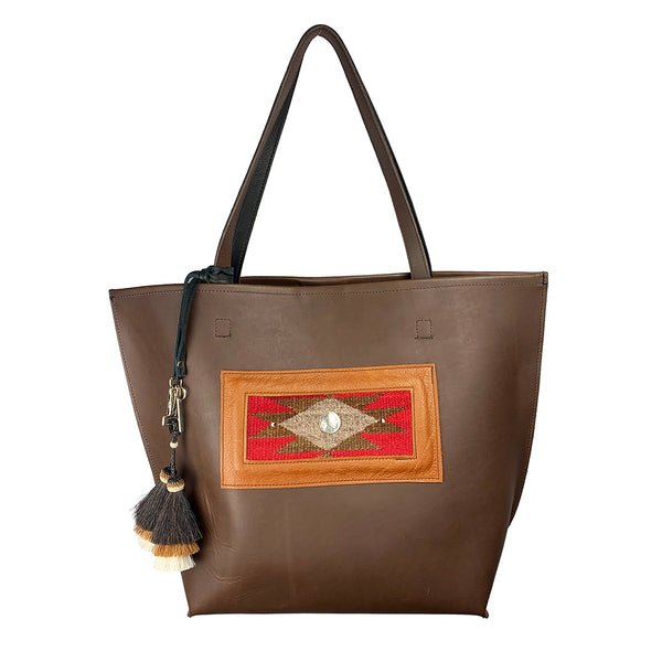 Oil Tanned Tote Bag