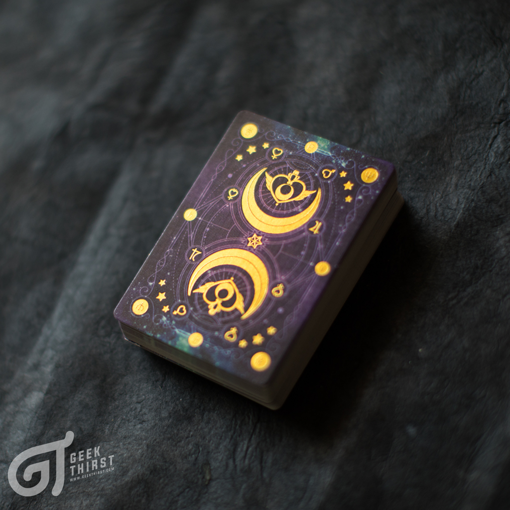 Geek Thirst™ - Moon Deck Playing Cards