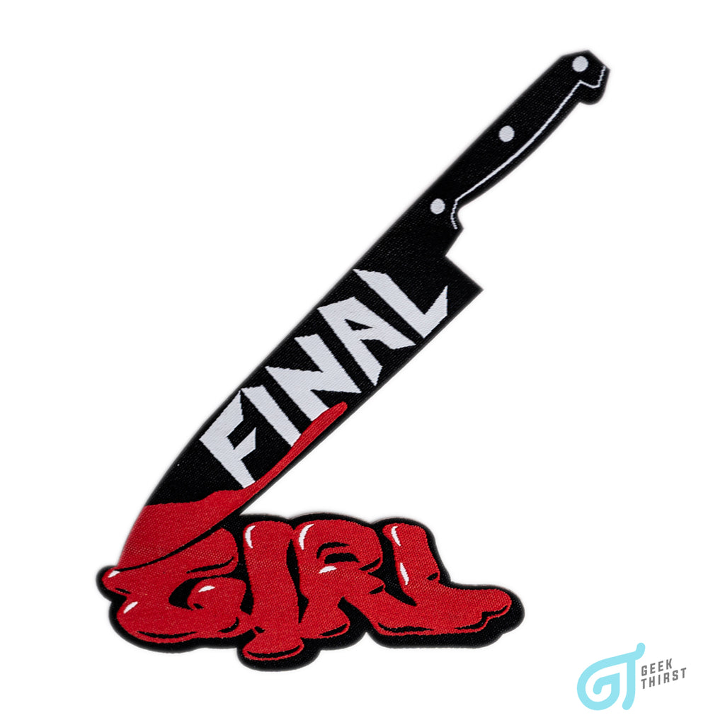 Oh the Horror! - Final Girl Patch