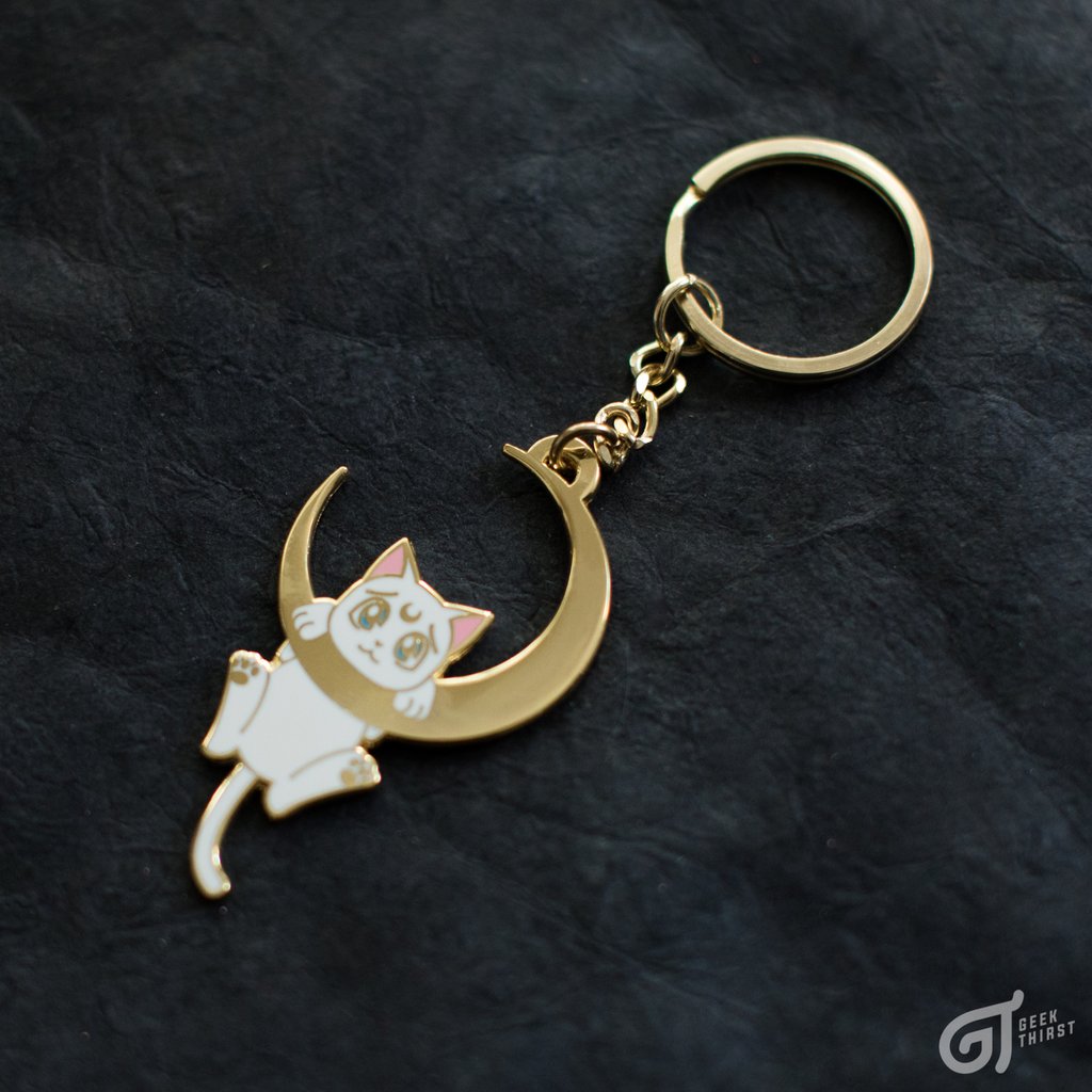 Cutthroat Cuties - Hang in there Baby! Double Sided Keychain