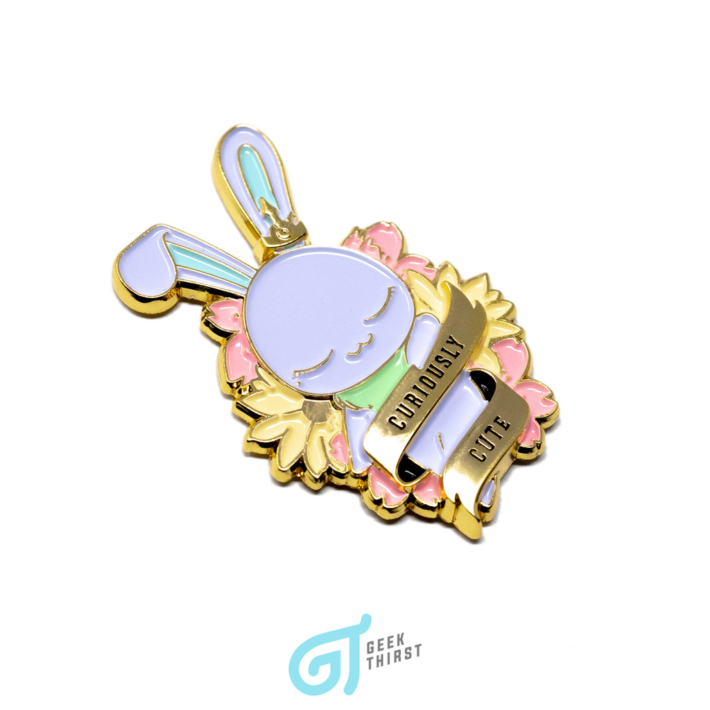 Guardian of the Clow - Curiously Cute Pin