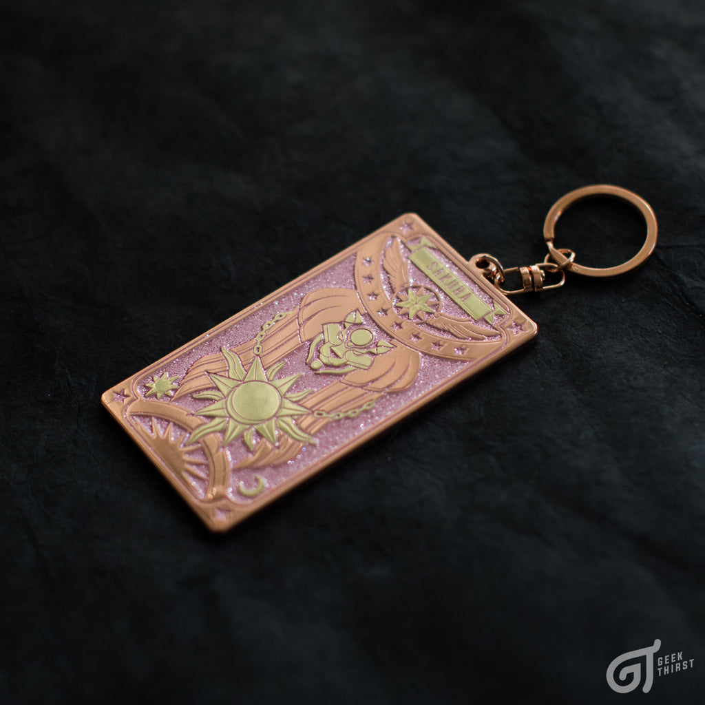 Geek Thirst™ Sakura Card Keychain