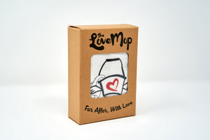 The Love Mop Premium Cotton Sex Towel in gift box