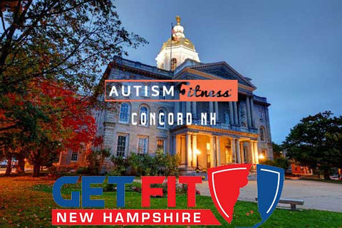 Autism Fitness Level 1 Certification - Concord-NH - 2020