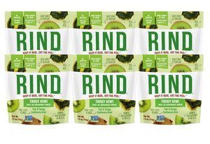 Tangy Kiwi Single Serve Pouches, Pack of 6