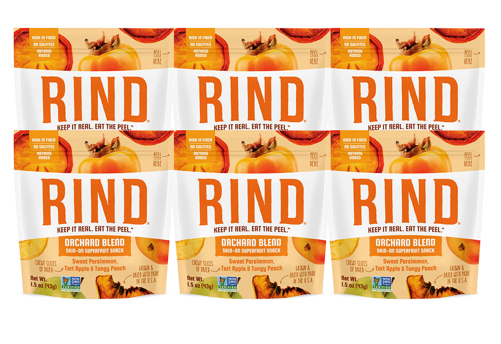 Orchard Blend Single Serve Pouches, Pack of 6