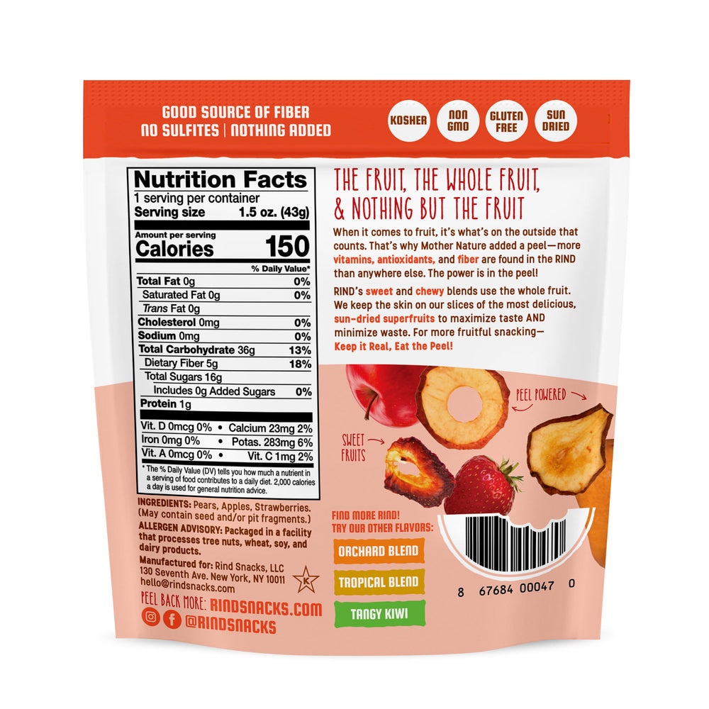Rind Snacks<sup>™</sup> Superfruit Snack Variety Single Serve 8-Pack