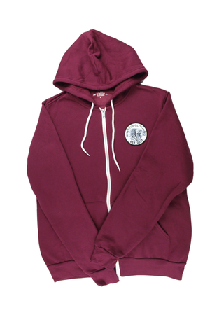 Chief Patch / Full Zip-up Hoodie