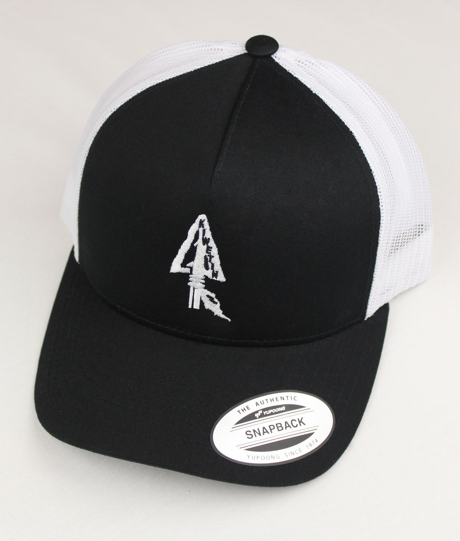 Feathered Arrowhead / Snapback