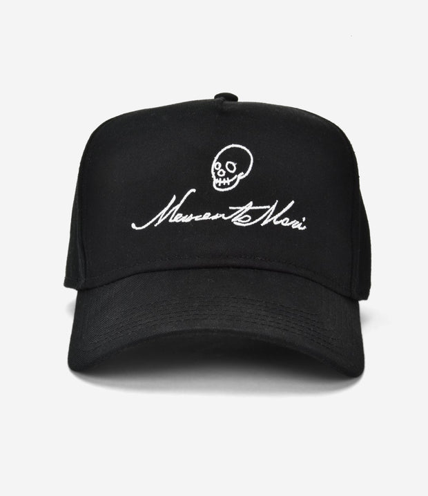 Black Memento Mori Hat