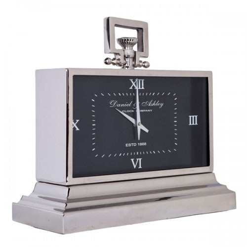 Daniel & Ashley Desk Clock