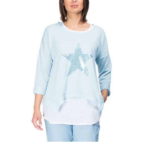 2-IN-1 STAR TOP