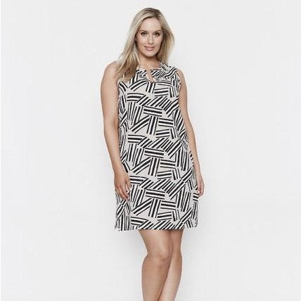 Clarity Printed Dress