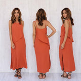 Saffron Maxi Dress