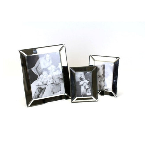 Mirrored Photo Frame