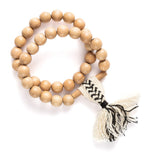 Rare Rabbit Mountain Tassel Bracelet 2 Asst