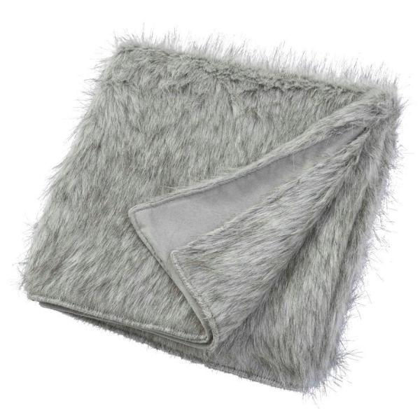 Phoenix Faux Fur Throw
