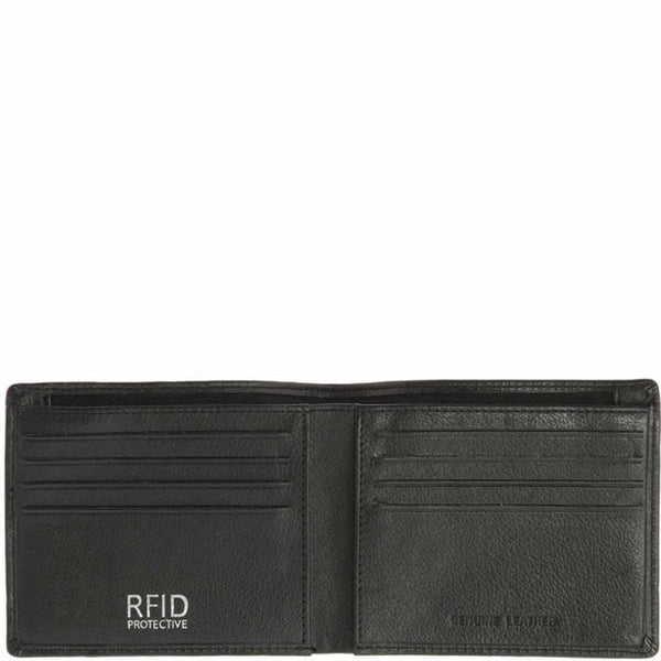 Andy Rfid Leather Wallet