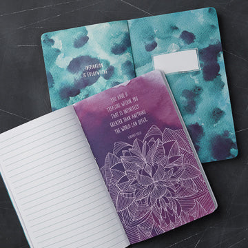 Write Now Journal - Quiet The Mind