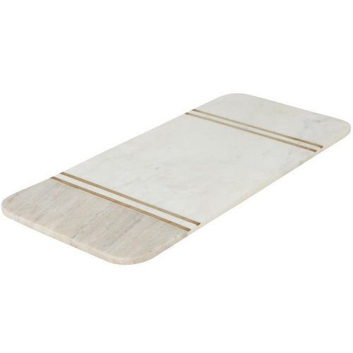 Avery Marble Serving Board