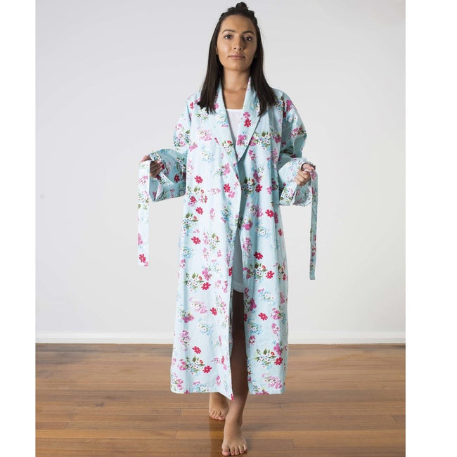 Ariana Floral Dressing Gown