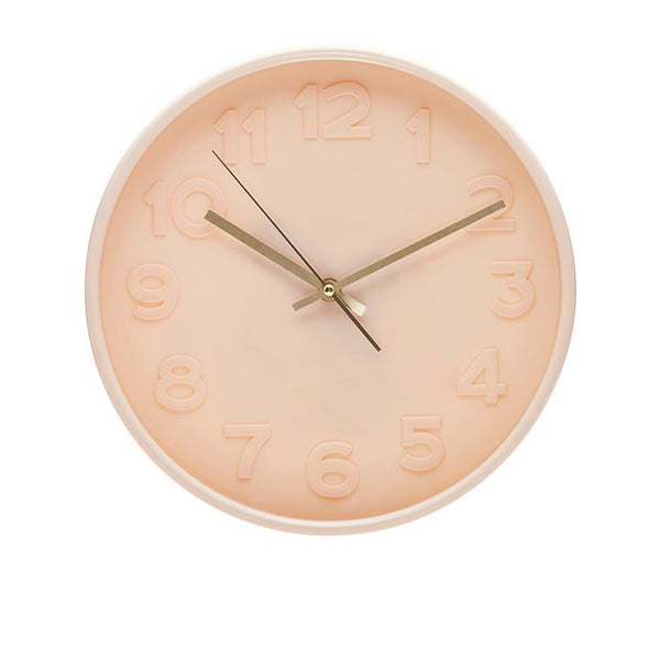 S&P FELIX CLOCK BLUSH